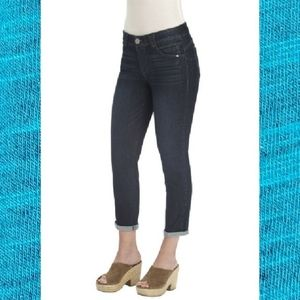 Democracy High Rise Ab Solution Jeans